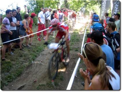 Swisspower Cup Gurten Downhill Strecke