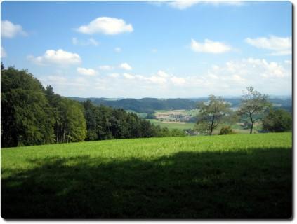 Aussicht Spiegelberg
