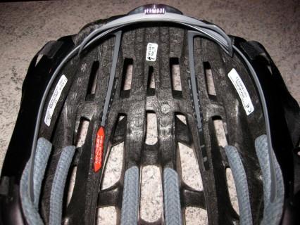Specialized S3 MTB Helm - Einstellung