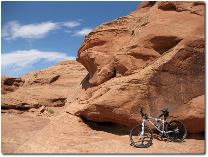Slickrock Bike Trail - Los geht's