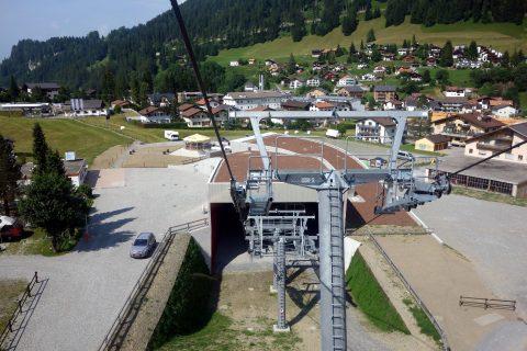 Neue Bahn auf die Stätzer Alp
