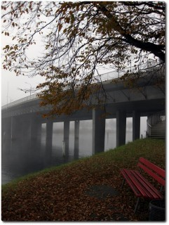 Brücke nach Stansstaad