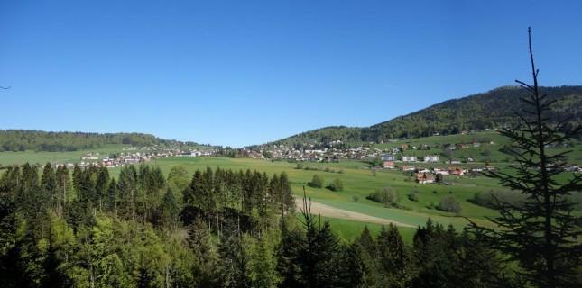 Panorama Ste-Croix