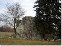 Findling Steinhof und Jurablick