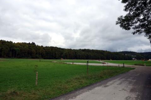 ESAF Gelände wieder renaturiert