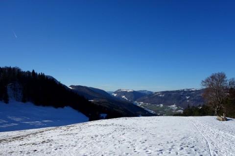 Stierenberg - Blick nach Westen
