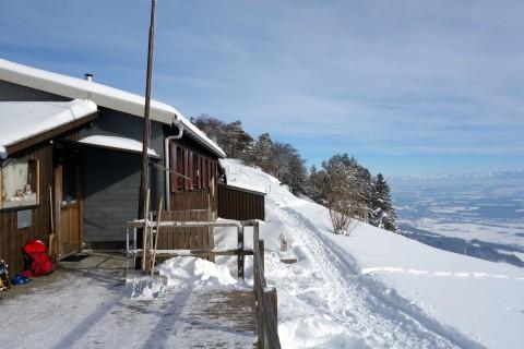 Winterlicher Stierenberg