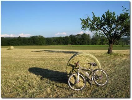 Mountainbiken Ende Mai...