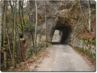 Tunnel bei Stockholen