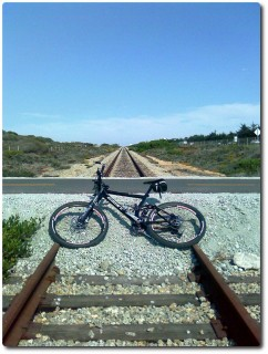 Hier stoppt jeder Zug !