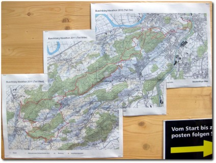 4. Stöckli Buechibärg Bike Marathon - Strecke