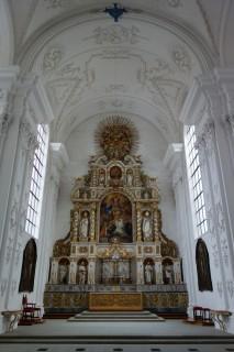 Klosterkirche Sankt Urban - Altar