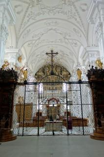 Klosterkirche Sankt Urban - Chor