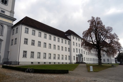 Kloster Sankt Urban - Hauptgebäude
