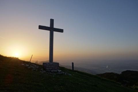 Röti Kreuz - Sonnenaufgang