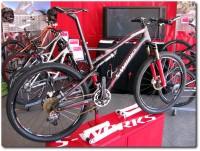 Ein Susi Sauser Bike