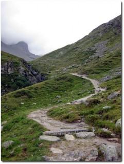 Trail durch das Suvretta da S. Murezzan