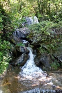 Wasserfall Höhenweg Saint-Vincent