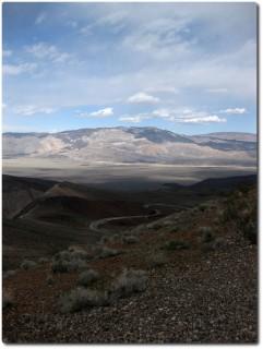 Erste Impressionen der Wüste