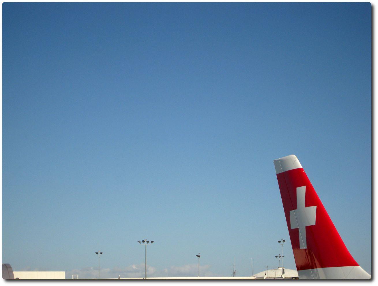 Zurück in die Schweiz mit der SWISS