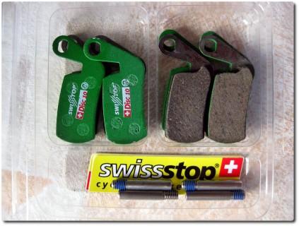 Swissstop Disc 10 Bremsbeläge