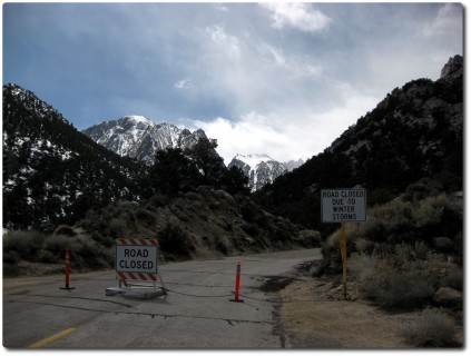 Mount Whitney Portal - Endstation