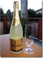 Kalter Champagner zum Jahreswechsel 2007