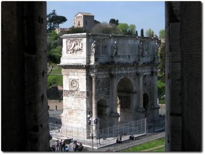 Triumphbogen des Konstantin