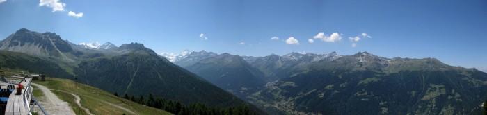 Tignousa - Panorama