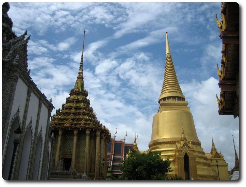 Wat Phra Kheo, Bangkok (2005)