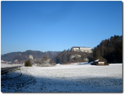 Thorberg im Winter