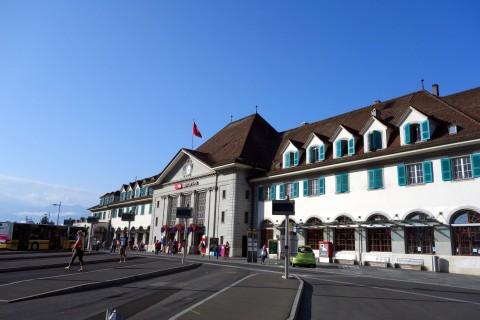 Bahnhof Thun