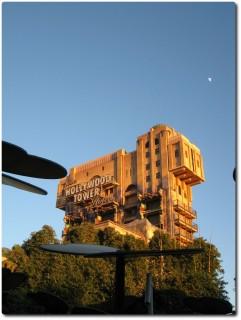 California Adventure Park - Tower of Terror