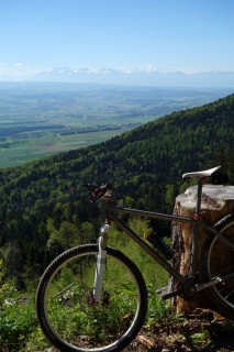 Bike and View