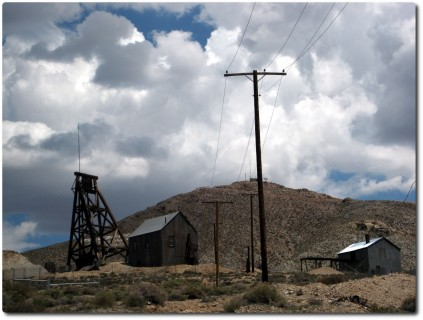 Mine in Tonopah
