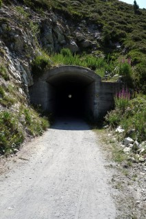 Tunnel bei La Tournelle