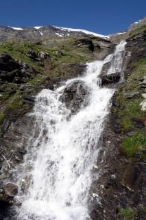 Bergbach vom Tournelon Gletscher
