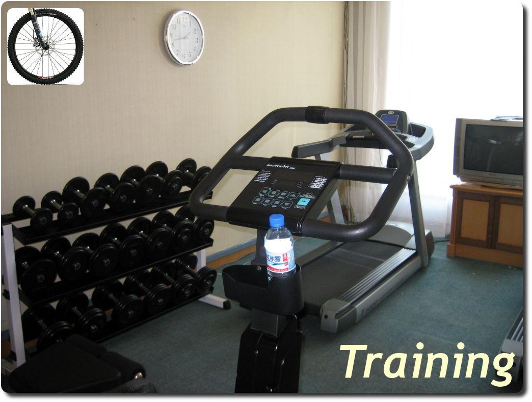 Kategorie - training