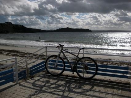 Ti29-40 am Strand
