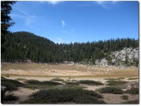 Tahoe Rim Trail - Landschaft