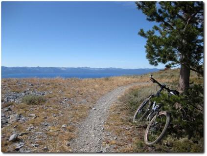 Tahoe Rim Trail - Hat ein wenig vom Chasseral