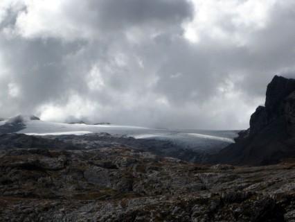Gletscher Tsanfleuron