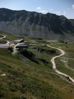 Bergstation Tsapé