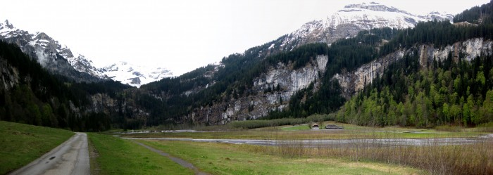 Tschingelsee - ohne See