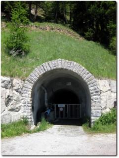 Eingang Wyssa Stollen