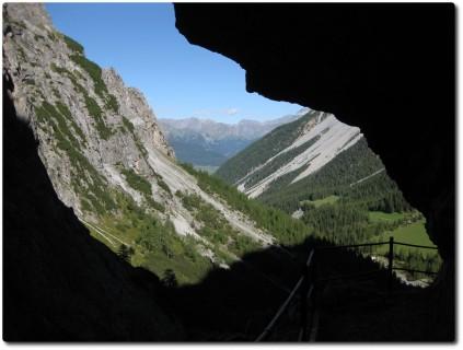 Val dUina - Impressionen aus der Schlucht