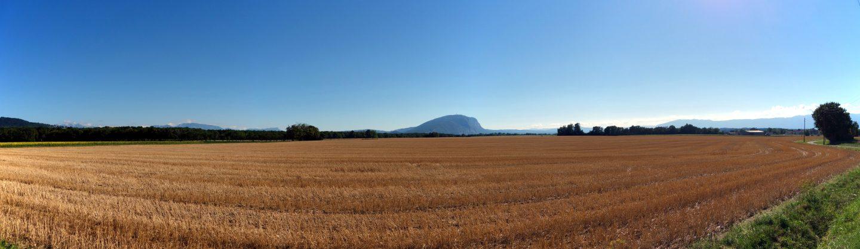 Panorama mit Salève