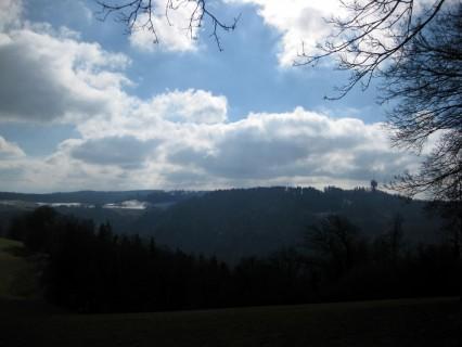 Gurten - Blick zum Ulmizberg