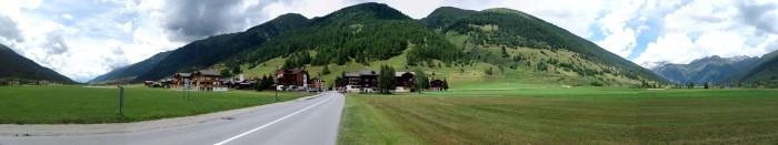 Panorama Ulrichen
