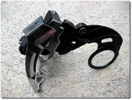 Shimano XT Umwerfer Dual Pull E-Type
